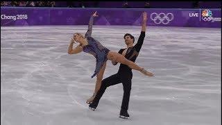 Madison HUBBELL Zachary DONOHUE SD Pyeongchang 2018 Olympics