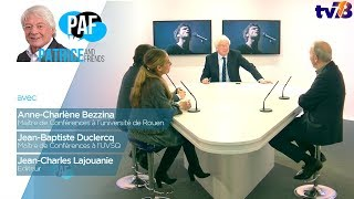 PAF – Patrice and Friends – Emission du 16 mars 2018