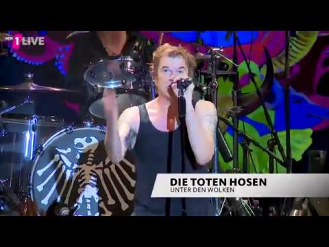 Die Toten Hosen - Unter den Wolken [Live in Köln, Gloria]
