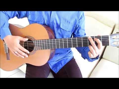 Belajar Gitar Untuk Pemula - Belajar Petikan Dasar 1 - Peterpan Semua Tentang Kita