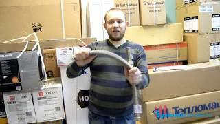 видео Электрические тепловые завесы: принцип работы, характеристики промышленных моделей