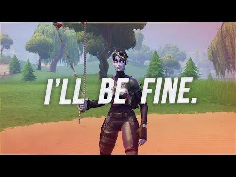 Fortnite Montage - I'll be fine  ft. SoaR Reckzo (Juice WRLD)
