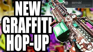 THERE IS A *NEW* HOP-UP IN APEX LEGENDS AND IT SHOOTS OUT GRAFFITI! (APEX LEGENDS)