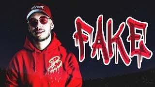 RAJMUND - FAKE (Official Music Video)