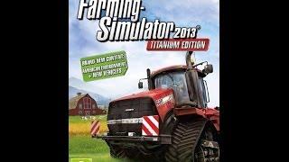 Видео прохождение игры фермер симулятор 2013 Титаниум идишен Farming Simulator 2013(Скачать xn--80afgqph1c.xn--p1ai бесплатно можно на игровом портале геймфан.рф ..., 2014-01-08T23:56:26.000Z)