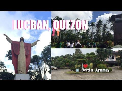 LUCBAN, QUEZON | Batis Aramin & Kamay ni Hesus