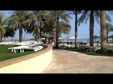 Qatar, Doha, hotel Inter Continental, 31.01.2014