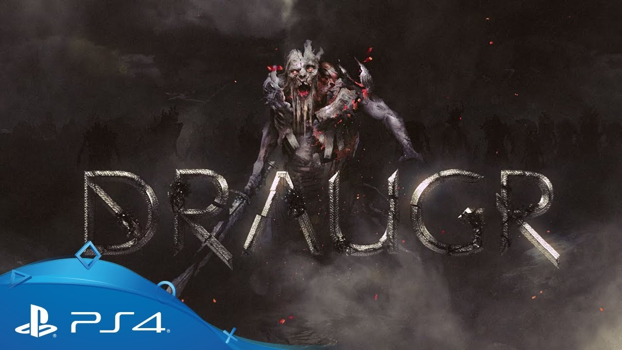 God of War | Lost Pages of Norse Myth: Draugr | PS4