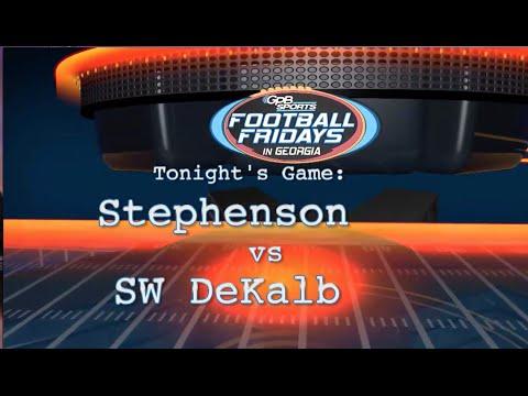 Stephenson vs SW DeKalb