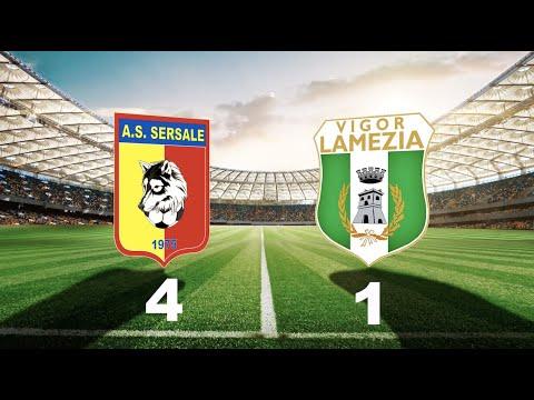 SERSALE vs VIGOR LAMEZIA - ECCELLENZA - 27/09/2020