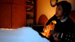 Mắt đen - Chân Lê - Đệm hát guitar