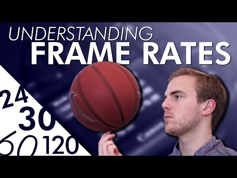 At which FRAME RATE should you shoot your videos?
