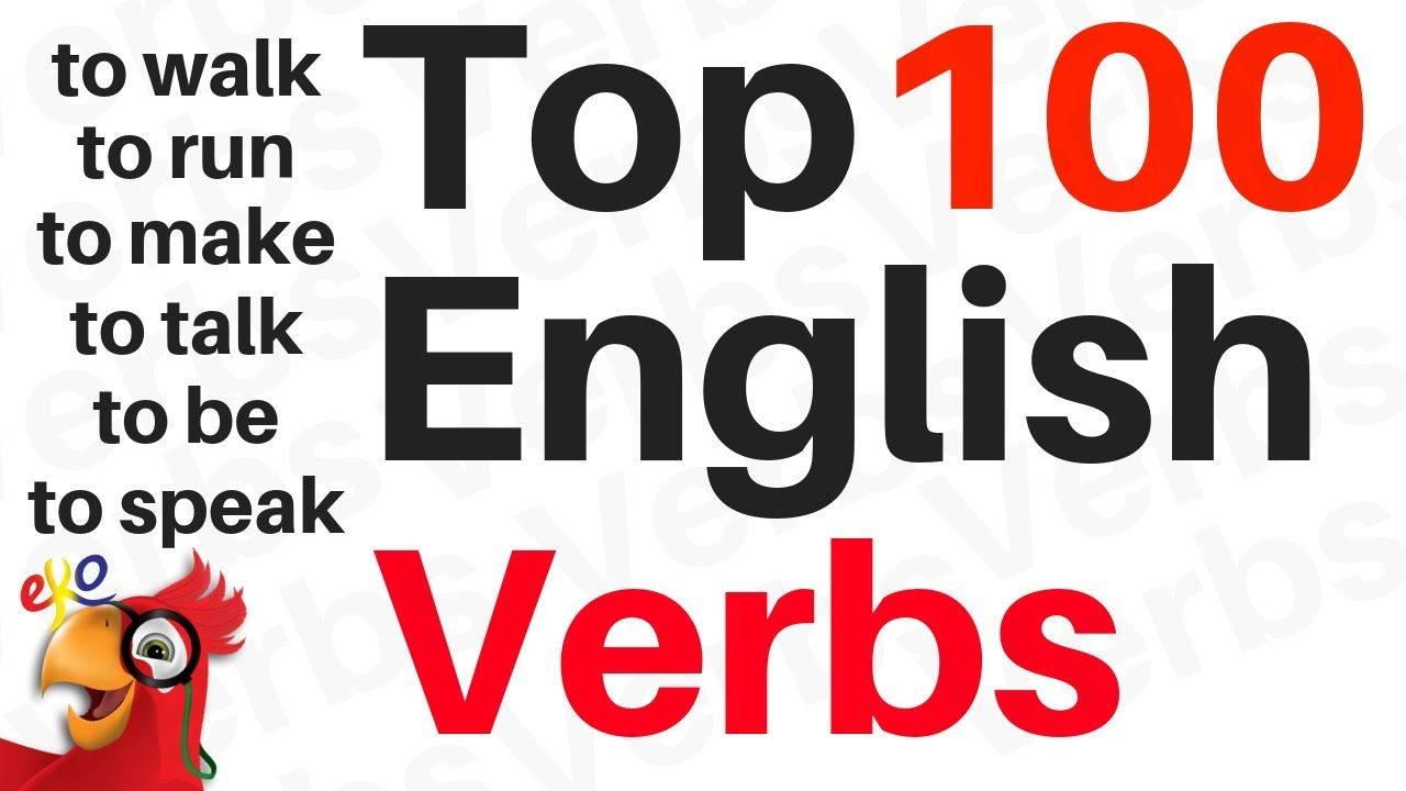 Download 100 ENGLISH VERBS ||| Learn the Most Used Verbs In English ||| Beginner