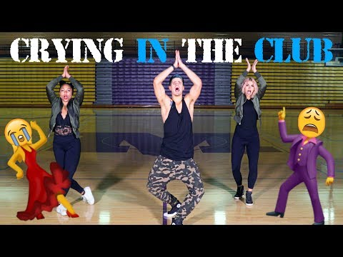 Camila Cabello - Crying In The Club   The Fitness Marshall   Cardio Concert