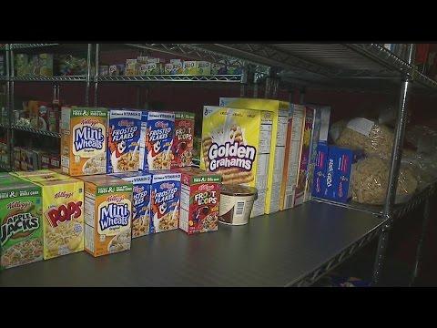 Boardman Center Intermediate School opens food pantry for kids