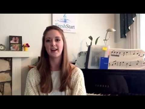 Piano Lessons, Irvine CA FreshStart Piano Studio Testimonial