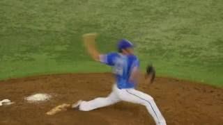 横浜DeNAベイスターズ マイク・ザガースキー 投球フォーム