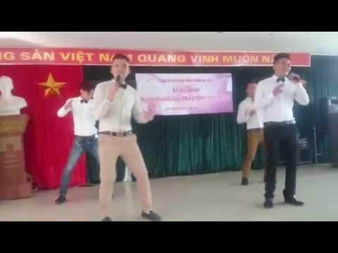 Hoa cài mái tóc Remix (live) Dược Hà Tây 2015