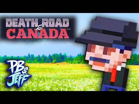 PROFESSOR! - Death Road to Canada (TAKE 2 - Part 2)