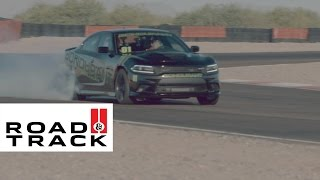 How to Become a Drifting Superstar | Road & Track + Dodge