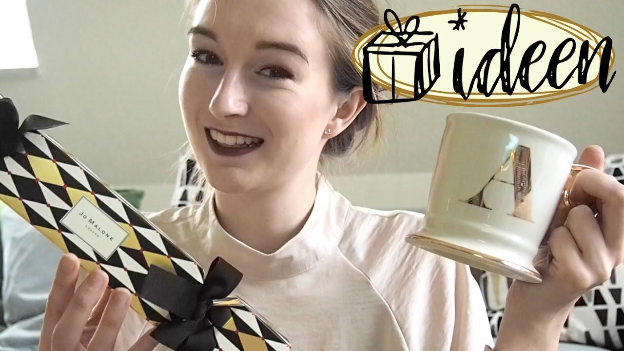 Weihnachtsgeschenke Ideen - YouTube