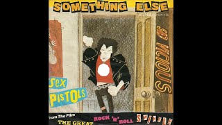 Sid Vicious - Something else (single) UK punk 1979.