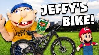 SML Parody: Jeffy's Bike!