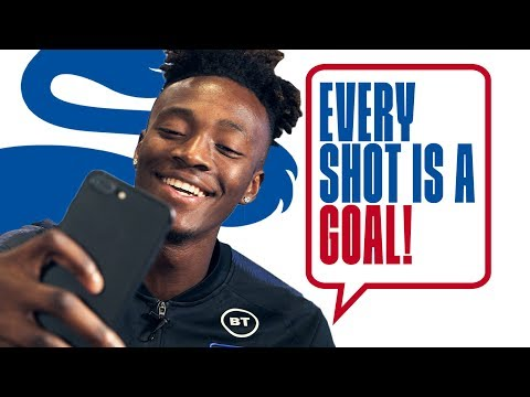 """Every Time He Shoots, It's a Goal!"" 