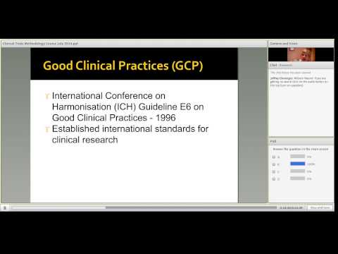 NINDS 2014 Clinical Trials Methodology Course