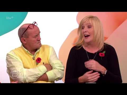 Jennifer Gibney On Meeting Helen Mirren  Loose Women