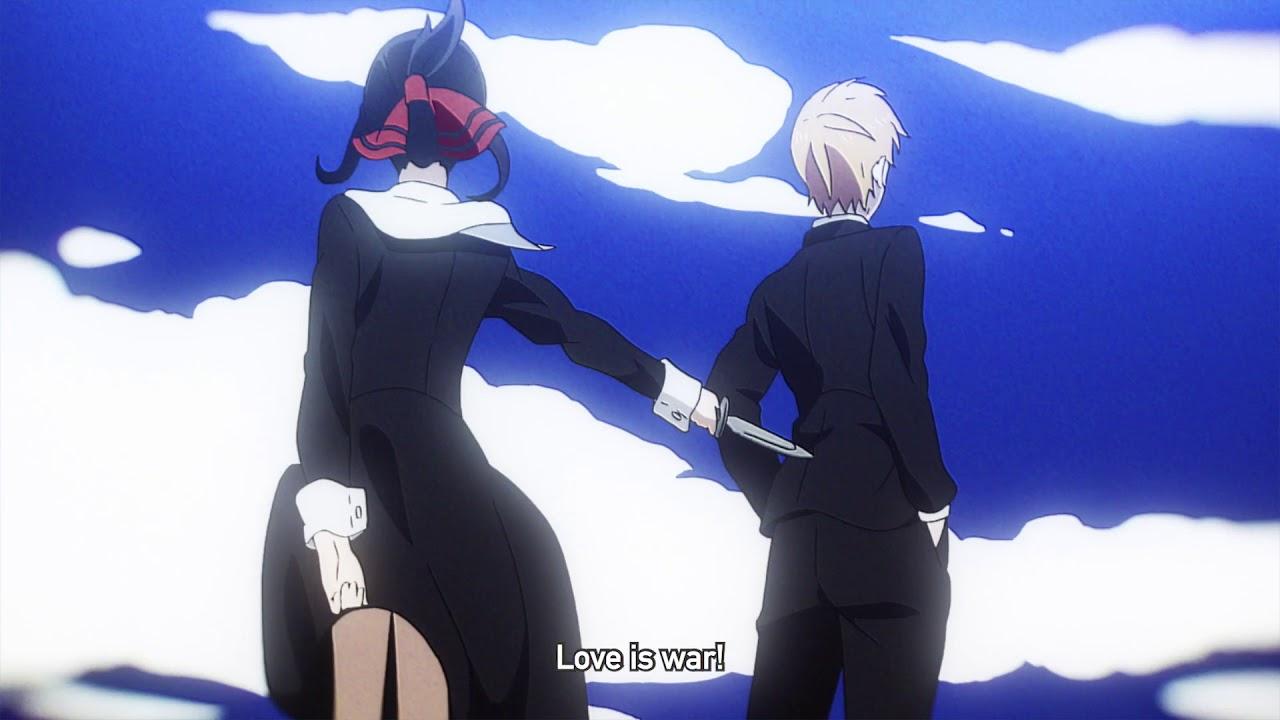 Image result for kaguya sama love is war season 2