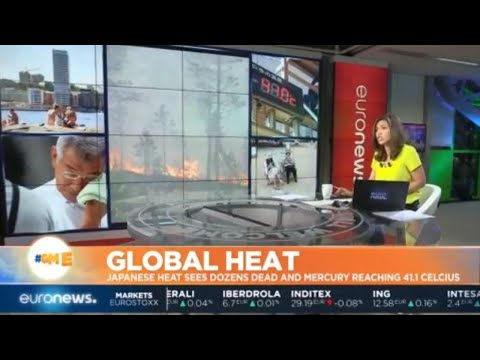 Global Heat: Britain sees longest heatwave in 42 years, deadly heat in Japan and Arctic forest fires