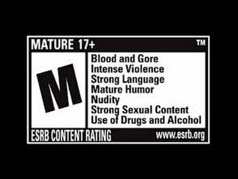 Games rated mature