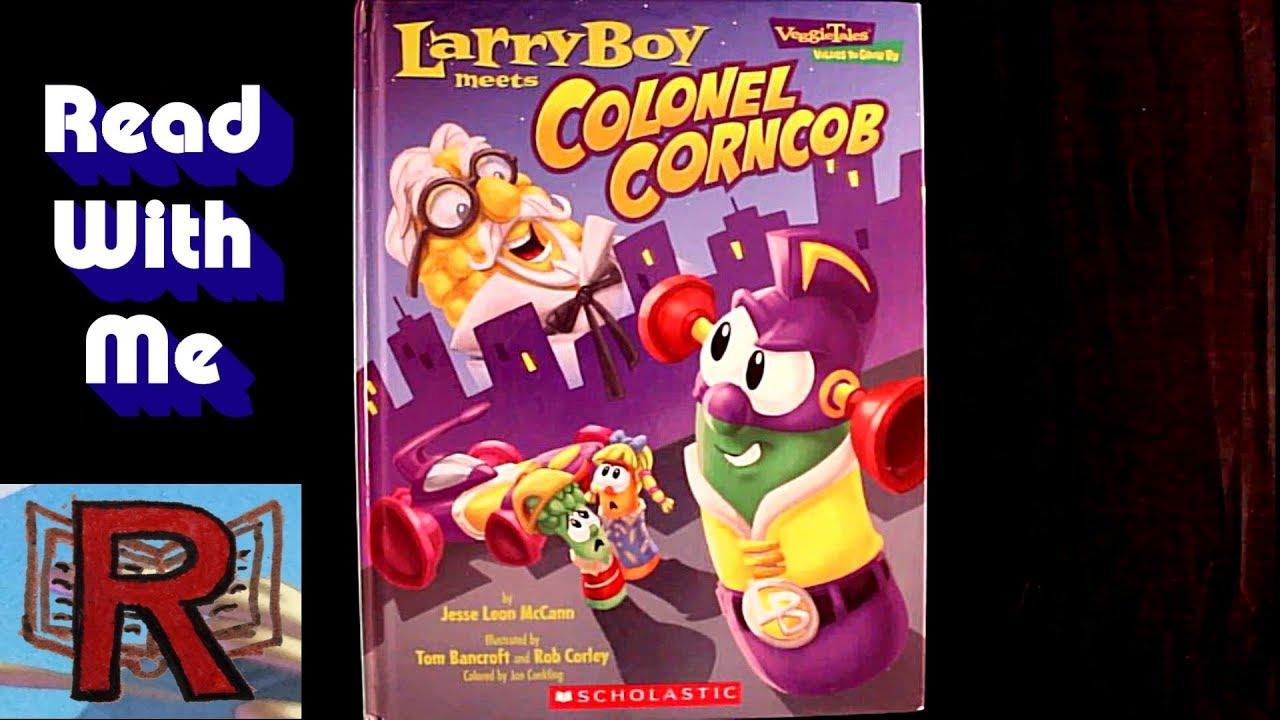 Larry Boy: The Cartoon Adventures