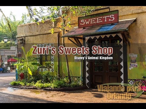 Zuri's Sweets Shop - Disney's Animal Kingdom