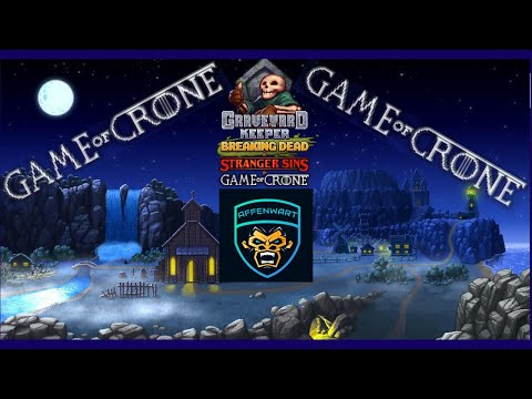 # 27 Graveyard Keeper Game of Crone DLC |
