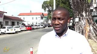 Het 10 Minuten Jeugd Journaal 21 januari 2020 (Suriname / South-America)