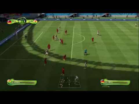 GERMANY VS GHANA FIFA WORLD CUP 2014 OFFICIAL FULL MATCH WITH COMMENTARY RESULT in video game sim