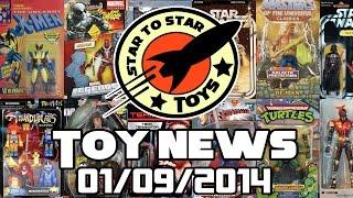 Toy News - 01/09/2014