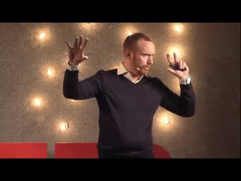 How to avoid Death By PowerPoint: David JP Phillips at TEDxStockholmSalon #2/2014 Think Again