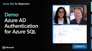 Demo: Azure AD Authentication for Azure SQL | Azure SQL for beginners (Ep. 25)