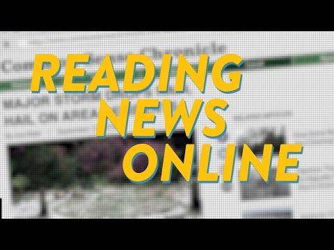 Reading News Online