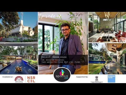 """Ar. Manish Banker, Project """"Onella House"""", Episode-12"""