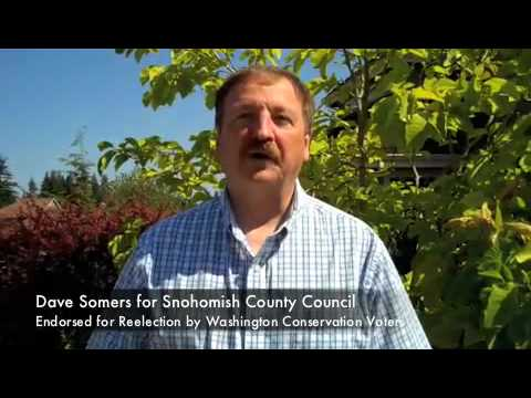 Dave Somers: Candidate Endorsed by Washington Conservation Voters