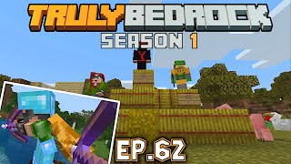 He blew up my end crystals    then the first ever pig race! Truly Bedrock s1e62