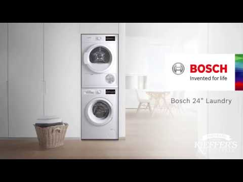 Bosch - Simplify Laundry Day
