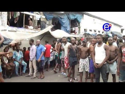 EQUINOXE TV LA PRISON CENTRALE DE NEW BELL DOUALA
