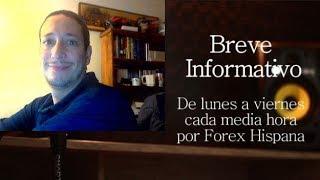 Breve Informativo - Noticias Forex del 15 de Febrero 2019