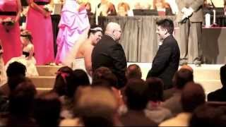 Touching Speech Made by Bride's Father to the Groom