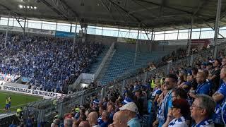 Freistoß Siegtor Marvin Knoll 05.08. 2018 1. FC Magdeburg vs. 1. FC St. PAULI